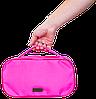 Прямоугольный органайзер для косметики ORGANIZE (розовый), фото 3