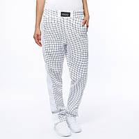 Женские брюки в белом цвете от JUNKYARD XX-XY Byxa  Lonn Pants в размер L