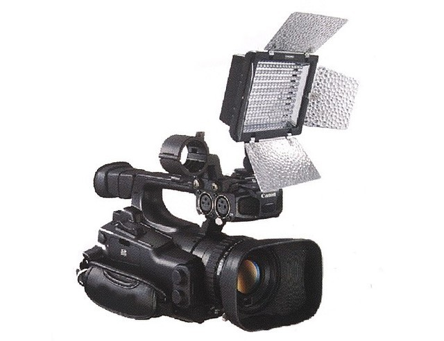 Светодиодный накамерный свет YongNuo Pro LED YN-160 (YN-160)