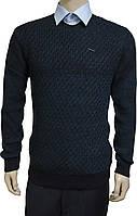 Мужской свитер. Синий. Турция