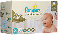 Подгузники Pampers Premium Care Dry Max Midi 3 (5-9 кг) MEGA PACK 120 шт