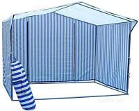 Палатка торгова Размер 3х3. Каркас из трубы 20х20мм. Ткань oxford.