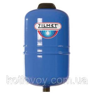 Расширительный мембранный бак Zilmet HYDRO-PRO  для систем водоснабжения 12 л.