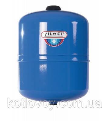 Расширительный мембранный бак Zilmet HYDRO-PRO  для систем водоснабжения 18 л., фото 2