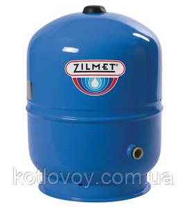 Расширительный мембранный бак Zilmet HYDRO-PRO  для систем водоснабжения 50 л.