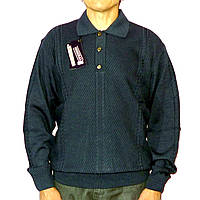 Темно-синий свитер King Wool (Турция) 54 размера