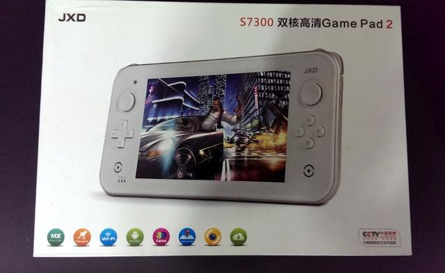 Игровой планшет JXD 7300b