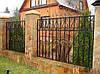 Забор кованый арт.32