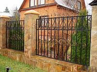 Забор кованый арт.32, фото 1
