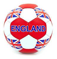Мяч футбольный №5 England пвх 5 слоев (футбольний м'яч)