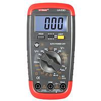Цифровой мультиметр UA33D , измерительные приборы, мультиметры, клещи токоизмерительные