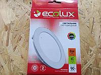 Светильник светодиодный встраиваемый EcoLux