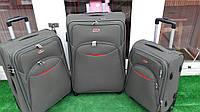 Комплект чемодана Suitcase на 4-х колесах! Green,ОПТ