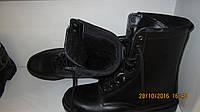 Ботинки с высокими берцами.Зимние