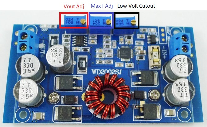 Универсальный преобразователь на базе LTC3780 SEPIC Buck-Boost