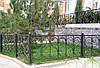 Забор кованый арт.33