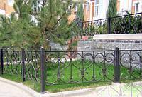 Забор кованый арт.33, фото 1