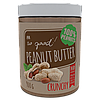 Арахісове масло Fitness Authority So Good! Peanut Butter 900 г (crunchy or smooth)