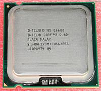 ПРОЦЕССОР на 4 ЯДРА S 775 Intel Core2QUAD Q6600 ( Сore2 QUAD Q 6600 4 ЯДРА по 2,4Ghz каждое, FSB 1066 s775 )