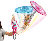 Кукла Барби с летающим космическим котиком Приключение Звездного Света Barbie Star Light Galaxy Barbie Doll, фото 1