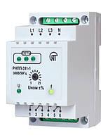 Реле напряжения, перекоса и последовательности фаз РНПП-311-1 Новатек-Электро