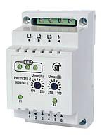 Реле напряжения, перекоса и последовательности фаз РНПП-311-2 Новатек-Электро