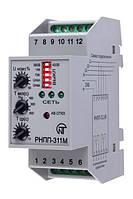 Трехфазное реле напряжения и контроля фаз РНПП-311M Новатек-Электро