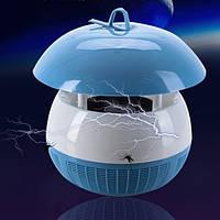 Лампа убийца комаров Efficient Mosquito Killer, фото 1
