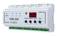 Электронный переключатель фаз ПЭФ-319 Новатек-Электро, фото 1