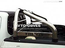 Защитная дуга в кузов Mitsubishi L200 одинарная!