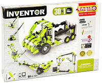 Конструктор Engino серия Inventor Motorized 30 моделей с электродвигателем (3030)