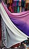 Шарф женский шерстяной трикотаж, фото 3