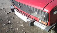 Бампер 2106 передний хорошее состояние ВАЗ 2101 2102 2103 2104 2105 2107