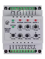 Универсальный блок защиты асинхронных электродвигателей УБЗ-301 10-100А Новатек-Электро