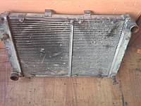 Радиатор охлаждения медный нового образца крепеж на штырях Газель Соболь ГАЗ 2217 2705 3221 2310 2752 3302 хор