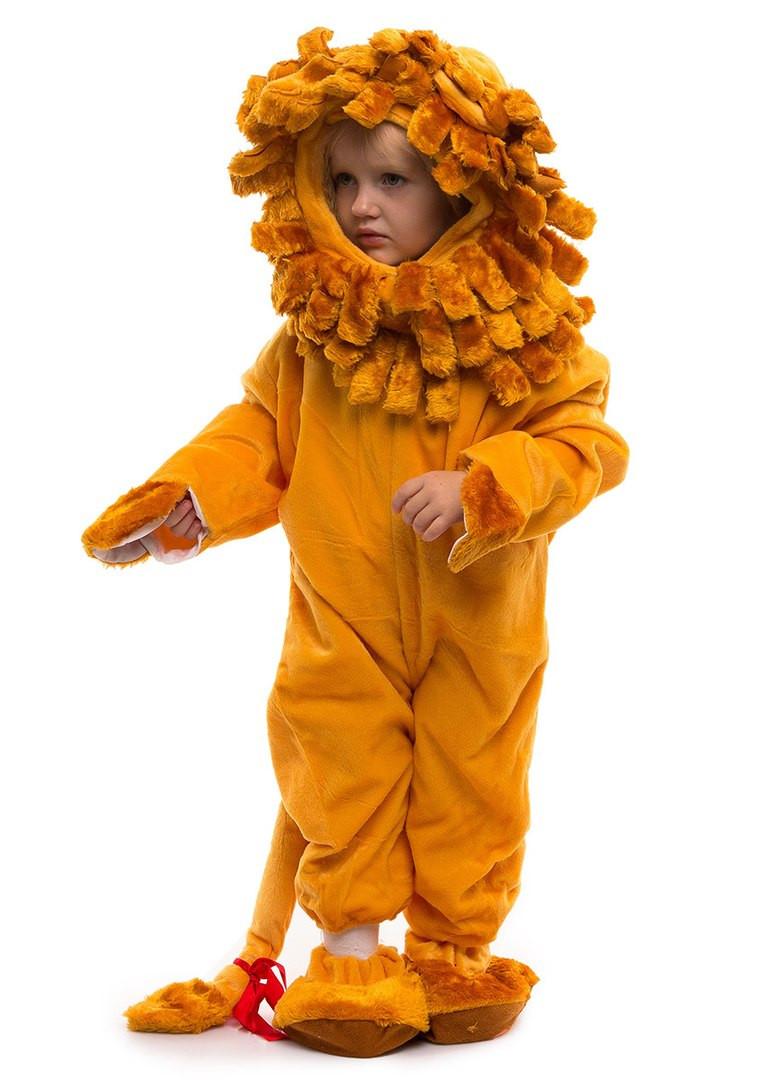 Костюм льва для детей от 0,5 до 2,5 лет