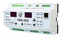 Универсальный блок защиты асинхронных электродвигателей УБЗ-302 Новатек-Электро
