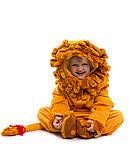 Костюм льва для детей от 0,5 до 2,5 лет, фото 2