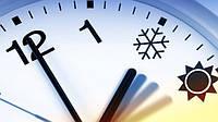 Дорогие клиенты.Напоминаем: в ночь с субботы на воскресенье Украина переходит на зимнее время.На 1 час назад