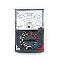 Аналоговий електровимірювальний тестер 360TRes, мультиметр, компактний розмір, фото 1