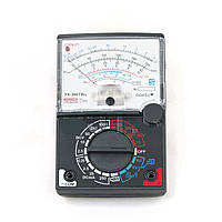 Аналоговый электроизмерительный тестер 360TRes, мультиметр, компактный размер