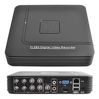 8-ми канальный видеорегистратор LUX-S1008HV
