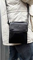 Мужская стильная  сумка JUES TONI (маленькая). Сумка-планшетка - сумка через плечо.