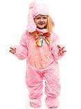 Костюм Зайчик - малыш розовый, фото 2