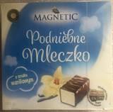 Конфеты птичье молоко с ванильным вкусом Magnetic Podniebne Mleczko  , 400 гр