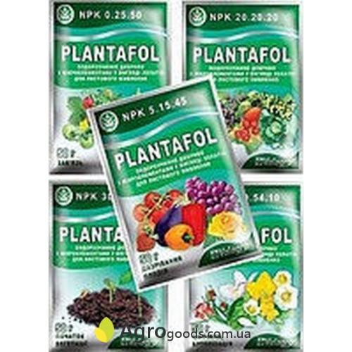 Удобрения серии плантафол/плантатор