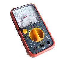 Тестер аналоговый 8801, стрелочный, измерения, прозвон цепи, тест батарей, мультиметр