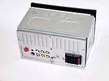 2din магнитола Pioneer pi-7023 gps + камера + карта памяти 8гб + пульт на руль + шахта и рамка, фото 5