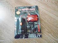 Светодиодные вело фонари фонарики фары KK-606