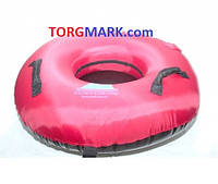 Тюбинг нейлоновый (морозоустойчивый) красный до 350 кг